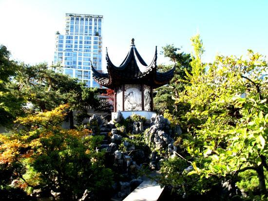 L'Hermitage Hotel: Chinese Garden Centre