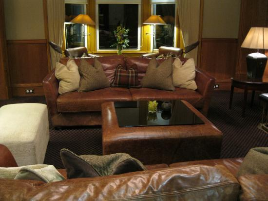 Channings Hotel: Lounge