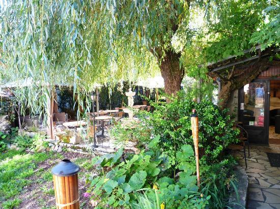Hotel Costes: le patio