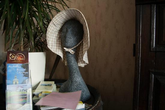 Aux Tourmarniotes : Bonnet