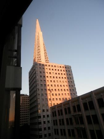 Le Meridien San Francisco: View from our window