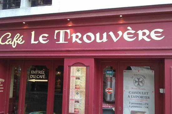 Le Trouvere : Le Trouvère