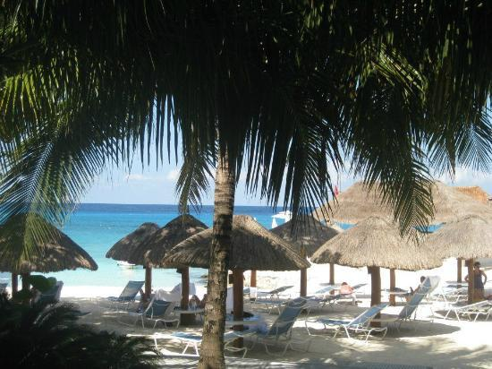 Presidente Inter-Continental Cozumel Resort & Spa: Beach Cove