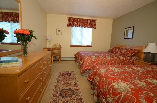 Snowed Inn: Guest room
