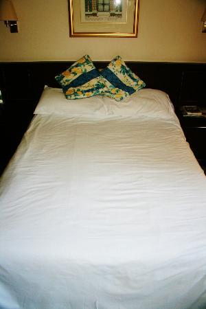Himley Country Hotel: THE BED