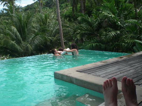 Cape Panwa Hotel: Private Pool at Villa