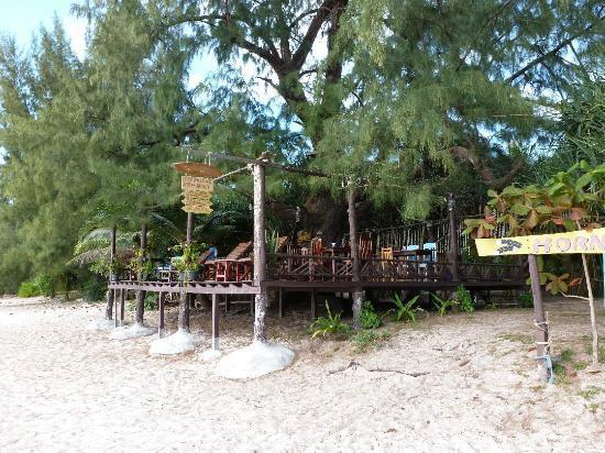 Hornbill Hut: restaurant