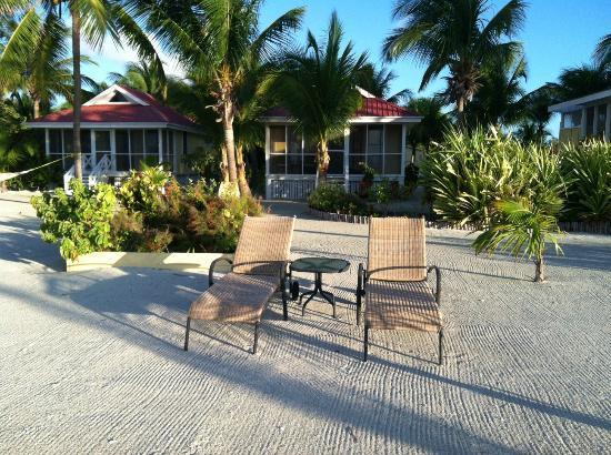 Turneffe Island Resort: Cabana