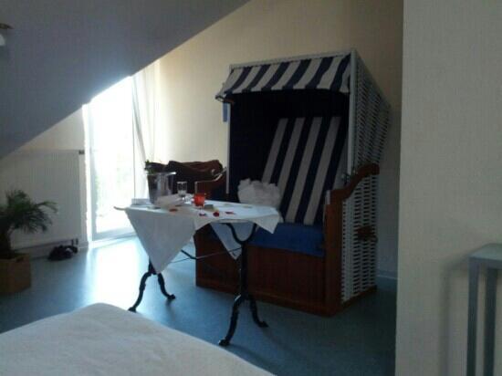 Hotel Ziegelruh: Sylt in Hessen :D