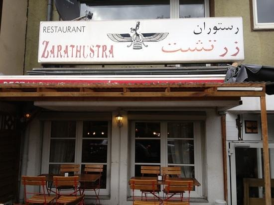 Persische kuche in koln