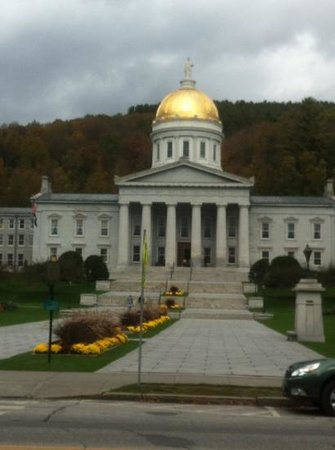 Vermont State House: Montpelier - VT State Capitol