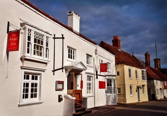 The Angel Inn: The Angel from Angel Street