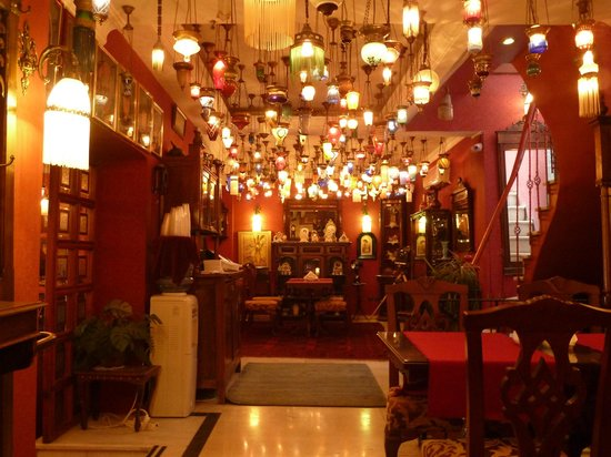 Kybele Cafe Restaurant: Kybele Restaurant Istanbul