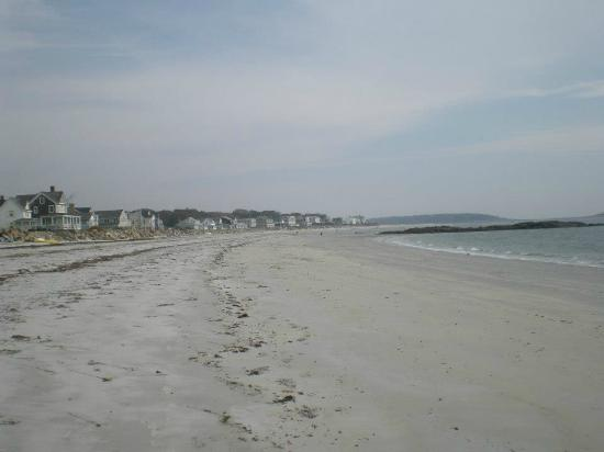 The Cape Porpoise Motel: Close to Goose Rocks Beach