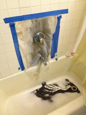 Fit Hotel: Die Badewanne / Dusche