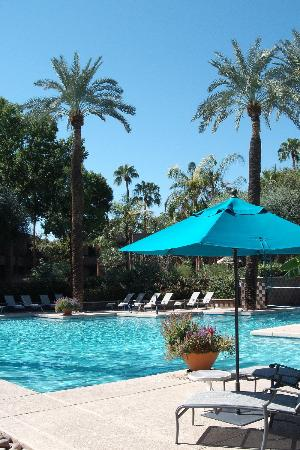 ‪‪DoubleTree Resort by Hilton Paradise Valley - Scottsdale‬: South Swimming Pool