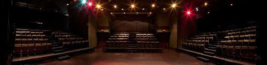 Segal Centre for Performing Arts: Segal Centre: Studio Panoramic View