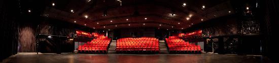 Segal Centre for Performing Arts: Segal Centre: Segal Theatre Panoramic View