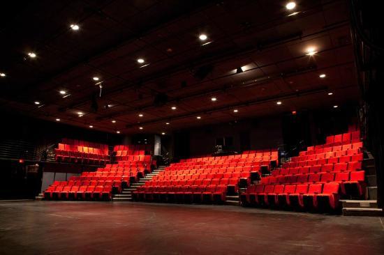 Segal Centre for Performing Arts: Segal Centre: Segal Theatre