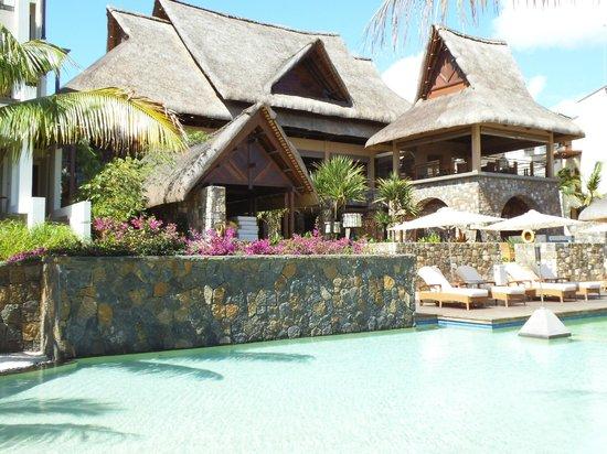 Angsana Balaclava Mauritius: Pool