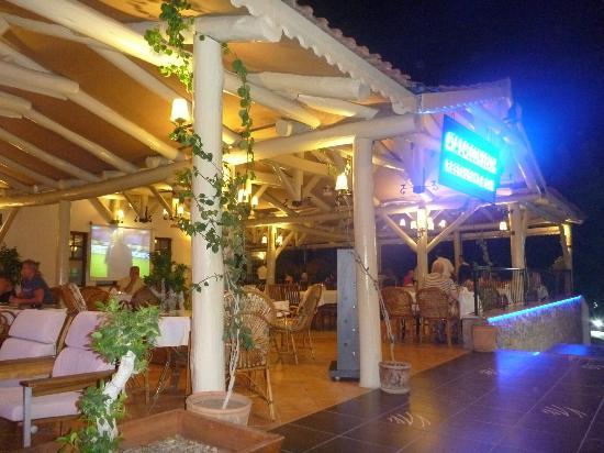 Ata Lagoon Beach Hotel: Hotel Restaurant