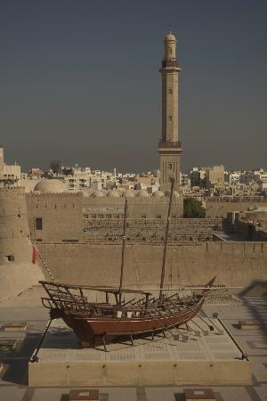 Arabian Courtyard Hotel & Spa: Dubai Museum