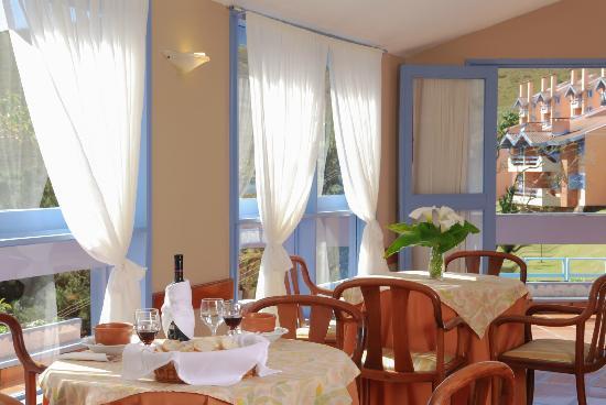 Plaza Inn Week Inn: Restaurante