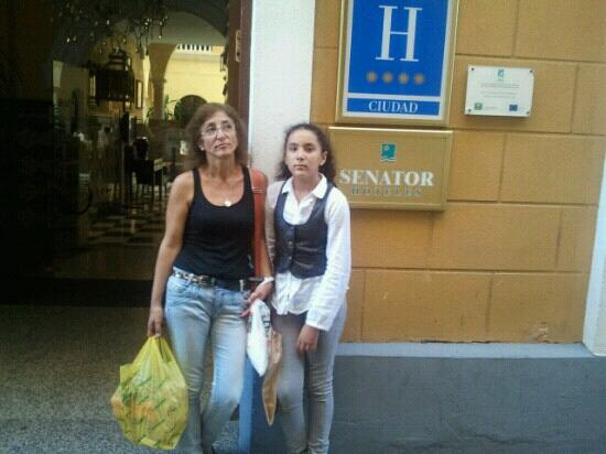 Senator Cadiz Spa Hotel: cadiz