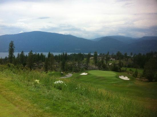 Predator Ridge Golf Resort: A great hole on The Ridge