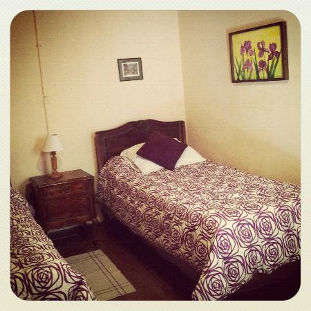 Residencial Vera: Habitación doble