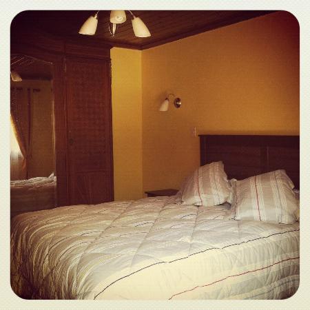 Residencial Vera: Habitación matrimonial