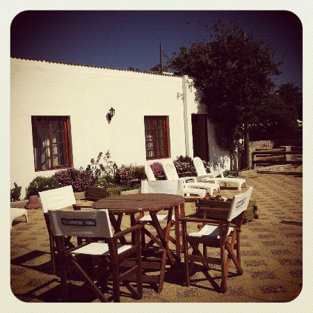 Residencial Vera : Terraza