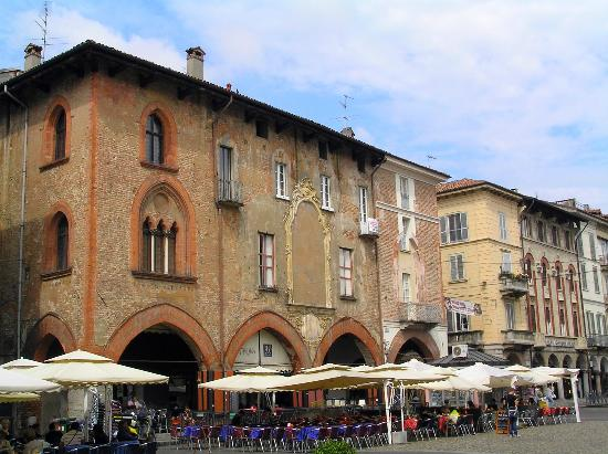 Restaurants in Pavia