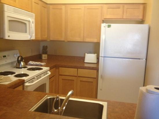 WorldMark West Yellowstone: kitchen :)