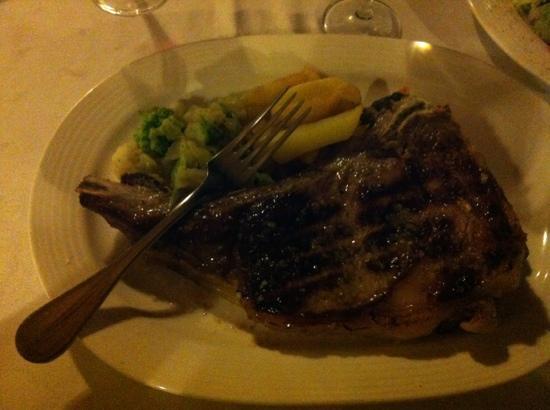 Meson Can Paco : t-Bone Steak