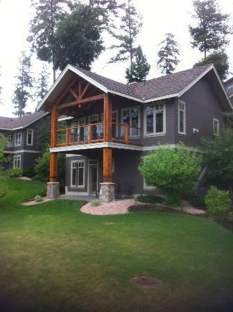 Predator Ridge Resort : Our beautiful Peregrine cottage