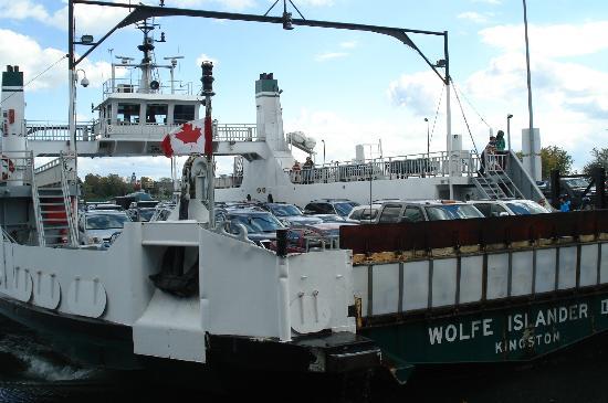 Wolfe Islander III: Wolf Islander III