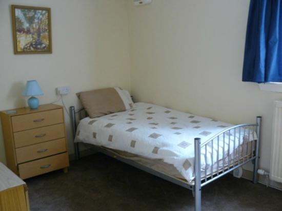 Alba Hostel Glasgow: My Twin Deluxe Room