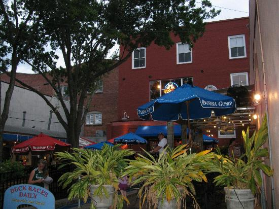 Bubba Gump Shrimp Co.: Patio