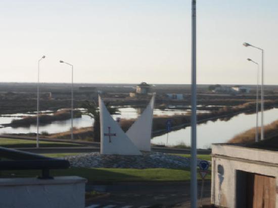 Vila Gale Tavira: Vistas desde la habitación