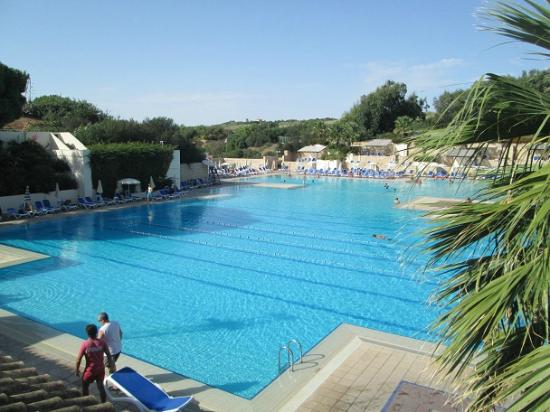 Club Med Kamarina: The villagio's pool
