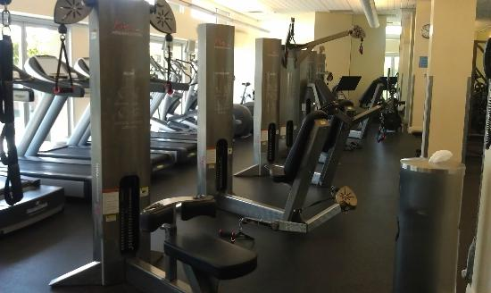 Hotel Valley Ho: gym