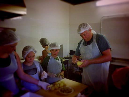 Borgo di Campagna Il Tesoro: corso di cucina