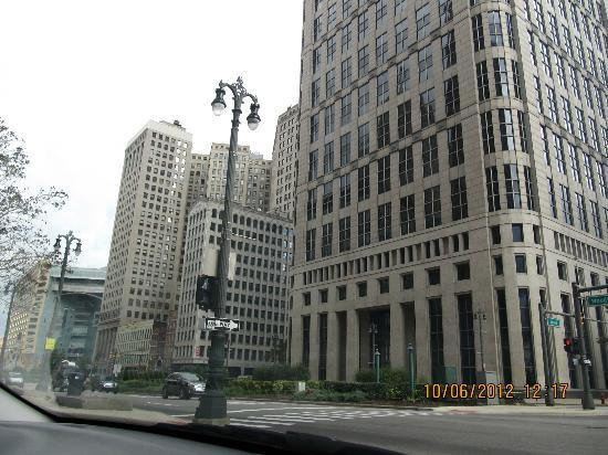 Detroit Downtown: downtown detroit