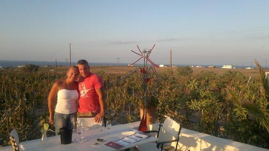 Wine in Santorini Exclusive wine tour & tasting