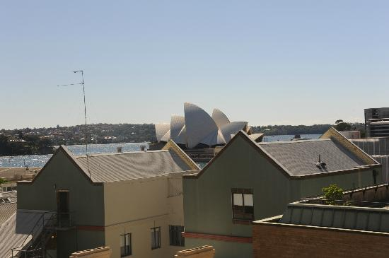 Rendezvous Hotel Sydney The Rocks: View from the Room