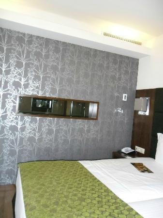 Eurostars Oporto: room