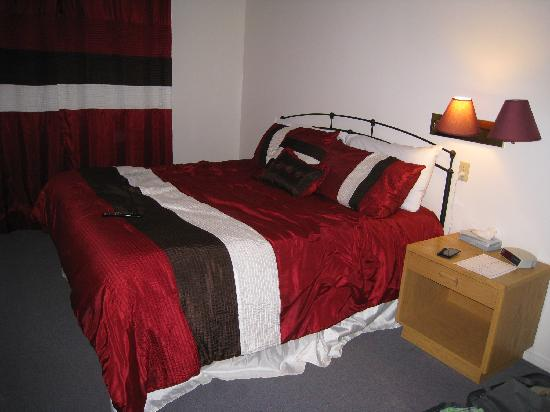 Brier Island Lodge: Comfy beds and clean room