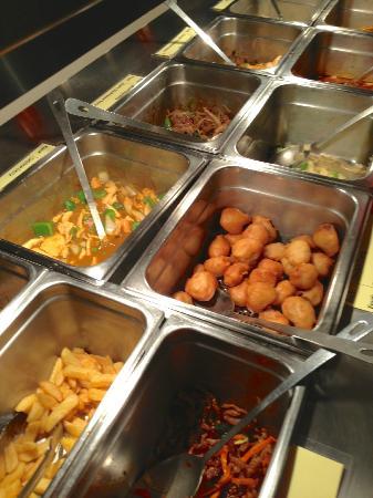 Buffet Restaurants Near Uxbridge