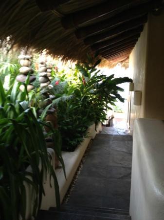 Tentaciones Hotel: Hall at Hotel